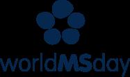 Welt-MS-Tag Logo