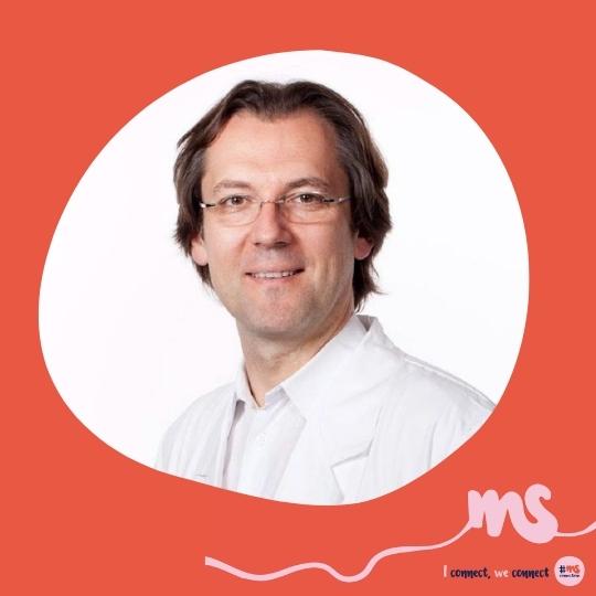 Univ. Prof. Dr. Fritz Leutmezer, Präsident Österreichische MS Gesellschaft