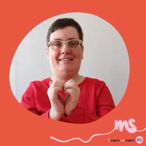 Mag. Manuela Lanzinger, Vorstandsmitglied Österreichische MS-Gesellschaft