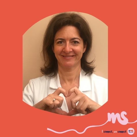 Univ. Prof. Priv. Doz. Dr. Barbara Kornek, Präsidentin MS-Gesellschaft Wien