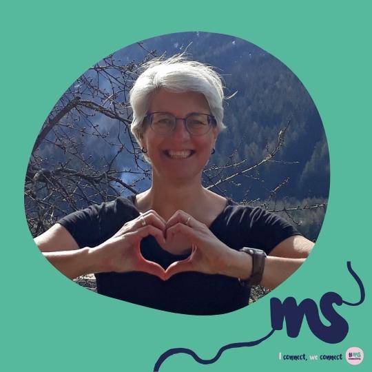 Judith Juen, Vorstandsmitglied MS-Gesellschaft Tirol