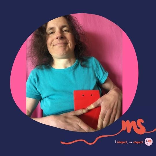 Mag. Ariane Lang, MS-Betroffene aus Wien, FSW-KundInnenrätin