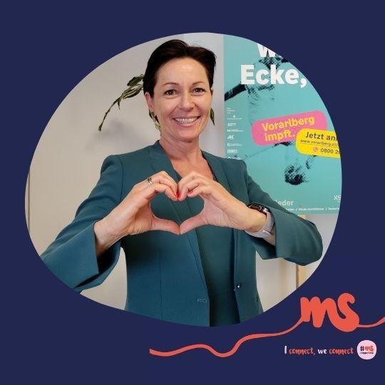 Martina Rüscher, MBA MSc, Vorarlberger Gesundheitslandesrätin